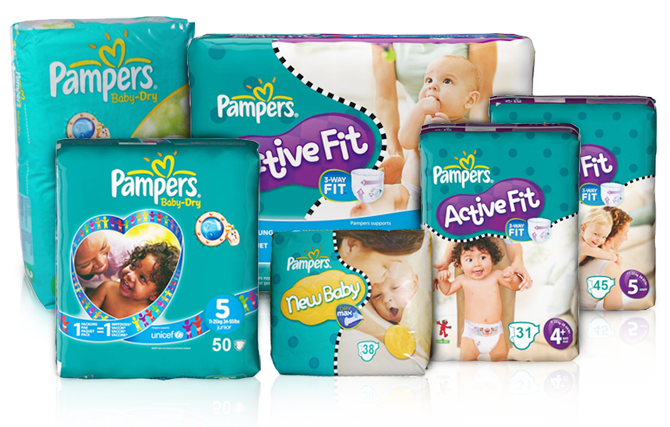 Reducere scutece Pampers